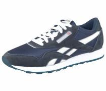 Sneaker 'Classic Nylon' blau