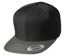 Snapback 'Perforated Visor'