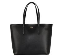 Sac Femme Premium Shopper Tasche 35 cm schwarz
