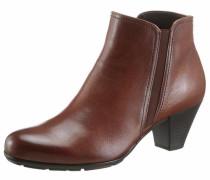 Ankle-Boots cognac