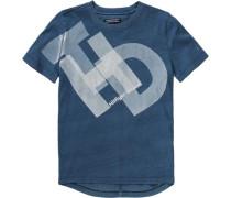 T-Shirt für Jungen Organic Cotton blau