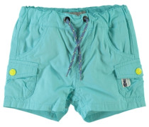 NAME IT Shorts nitilon blau