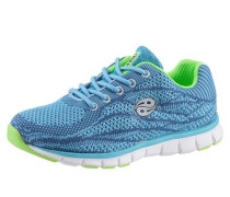 Sneaker hellblau / grün