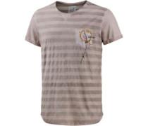 T-Shirt Herren beige