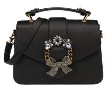 Handtasche 'Telawen' schwarz