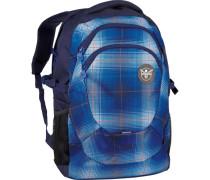 Harvard Rucksack blau