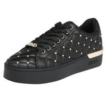 Sneaker 'Silvia' schwarz