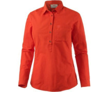 High Coast Funktionsbluse Damen orange