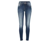 Regular Jeans 'amelie' blue denim