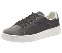 Sneaker 'Upstage Velvet Low Wmn' dunkelgrau