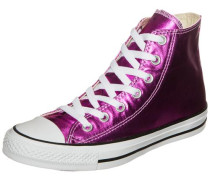 'Chuck Taylor All Star Metallic High' Sneaker Damen