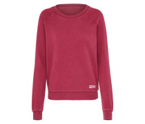 Sweatshirt 'Essential CR' rostrot