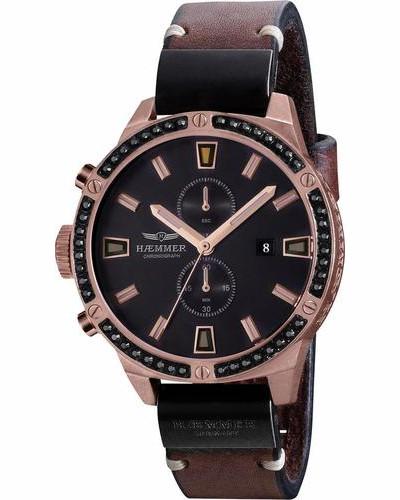 Chronograph 'Donata Dcr-04-D' braun / kupfer