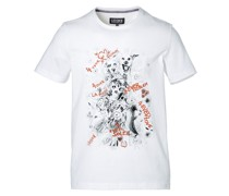 T-Shirt ' Dog-Print '
