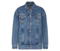 Jeansjacke 'Isabell' blue denim