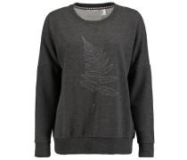 Sweatshirt 'explosion' grau