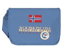North Cape Messenger Umhängetasche 39 cm blau