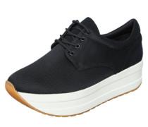Plateau Sneaker 'Casey' schwarz