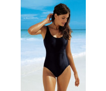 Optimizer-Badeanzug schwarz