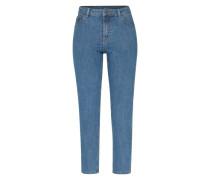 'Edie' Jeans hellblau