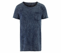 T-Shirt »Mizikaz« blau