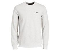 Sweatshirt Lässiges grau