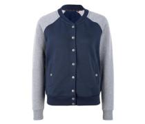 Authentic - College-Jacke blau