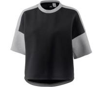 ZNE T-Shirt grau / schwarz