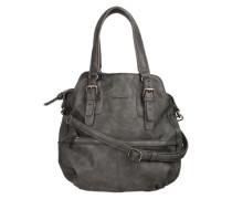 Handtasche 'Hayden' in Used-Optik anthrazit