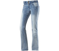 Jeans »Slim Greta Super Stretch« blue denim
