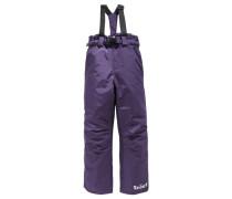 Schneelatzhose für Kinder lila