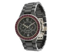 Armbanduhr Iris Keramik schwarz El101332F11 schwarz