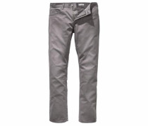 5-Pocket-Hose »Willis« grau