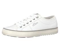 Sneakers Low basaltgrau / weiß