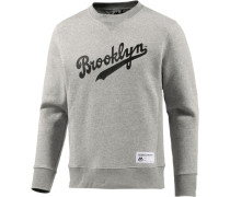 Athletic Legros Dodgers Sweatshirt grau