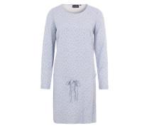 Kleid aus Viskose 'Breann' hellblau / mischfarben / weiß