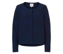 Sweatshirtjacke dunkelblau