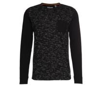 Shirt 'LM Jacks Special LS Top' schwarz