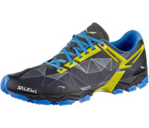 MS Lite Train Mountain Running Schuhe blau / schwarz