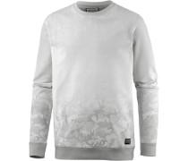 Sweatshirt Herren grau / stone