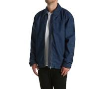 ADPT. Jacke Reißverschluss- blau