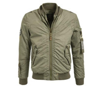 Jacke 'noin With Inner Jacket' oliv