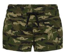 Shorts 'timmy' grün / mischfarben