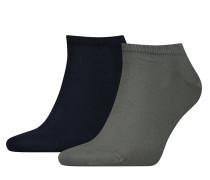 Socken grün / schwarz