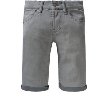 Jeansshorts '511' Slim Fit grau