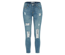 'onlCARMEN' Skinny Jeans blue denim