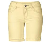 Hotpants gelb