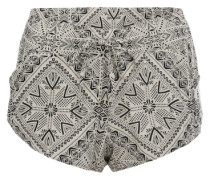 Kurze Shorts 'Other side' grau