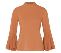 Bluse 'Messiana' camel