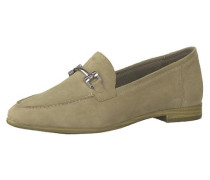 Loafers beige